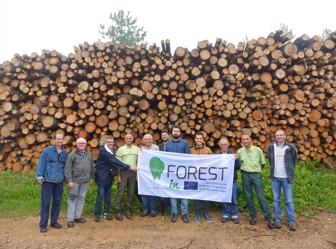 The European FOREST-IN Project is completed