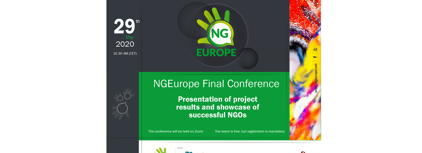 29th May - NGEurope Final Conference