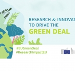 European Commission: a new GREEN DEAL call!